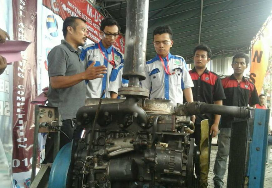 Marine Diesel Assembly Competition PPNS